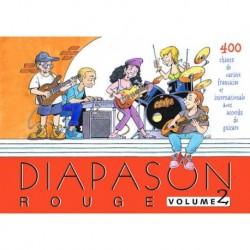 Diapason Rouge Vol. 2 - Recueil