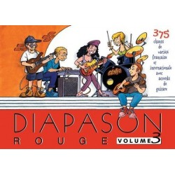 Diapason Rouge Vol. 3 - Recueil