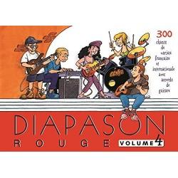 Diapason Rouge Vol. 4 - Recueil