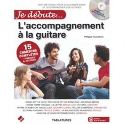 Philippe Heuvelinne - Je Debute - L'Accompaniment A La Guitare - Recueil + CD