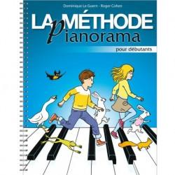 Dominique Le Guern/Roger Cohen - La Méthode Pianorama - Recueil