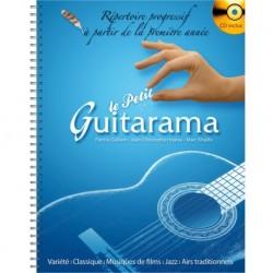 M. Khalifa/JC Hoarau - Le Petit Guitarama - Recueil + CD
