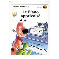 Gérard Billaudot GB6718 - Sophie Allerme - Le Piano Apprivoisé Volume 1 - Recueil