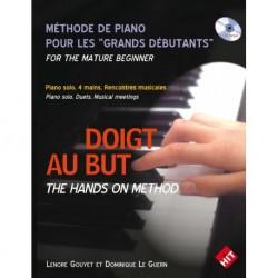 L. Gouyet - Doigt au But - Recueil + CD
