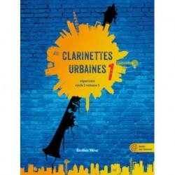 Emilien Veret - Clarinettes Urbaines Vol. 1 - Recueil