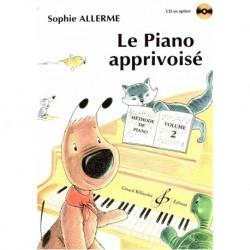 Gérard Billaudot GB6719 - Sophie Allerme - Le Piano Apprivoisé Volume 2 - Recueil