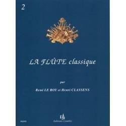 Roy-Classens - La Flûte classique Vol.2 - Recueil