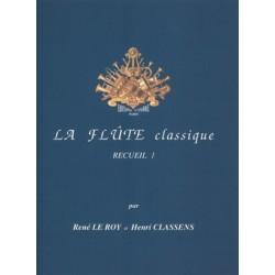 René le Roy - La Flûte classique Vol.1 - Recueil