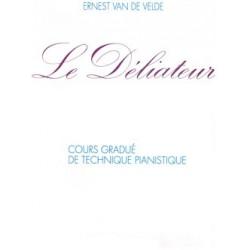 Ernest van de Velde - Le Déliateur - Recueil