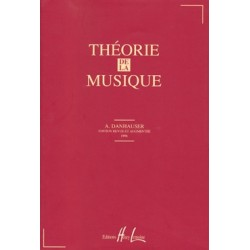 Adolphe Danhauser - Théorie de la musique - Recueil