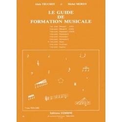 Alain Truchot/Michel Meriot - Guide de formation musicale Vol.7 - moyen - Recueil