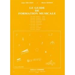 Alain Truchot/Michel Meriot - Guide de formation musicale Vol.6 - élémentaire 2 - Recueil