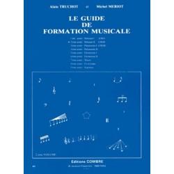 Alain Truchot/Michel Meriot - Guide de formation musicale Vol.2 - débutant 2 - Recueil
