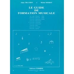 Alain Truchot/Michel Meriot - Guide de formation musicale Vol.5 - élémentaire 1 - Recueil