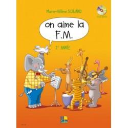 Marie-Hélène Siciliano - On aime la F.M. Vol.2 - Recueil