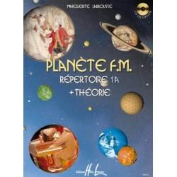 Marguerite Labrousse - Planète F.M. Vol.1A - répertoire et théorie - Recueil