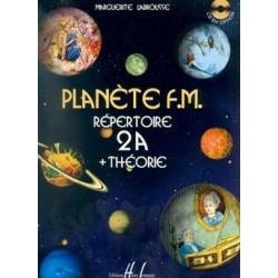 Marguerite Labrousse - Planète F.M. Vol.2A - répertoire et théorie - Recueil