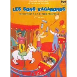 Elisabeth Lamarque/Marie-José Goudard - Sons Vagabonds Vol.1 - Recueil