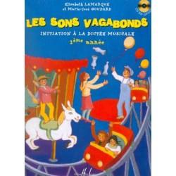 Elisabeth Lamarque/Marie-José Goudard - Sons Vagabonds Vol.2 - Recueil