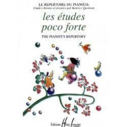 Béatrice Quoniam - Les Études Poco Forte - Recueil