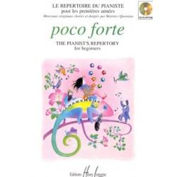 Béatrice Quoniam - Poco Forte - Recueil