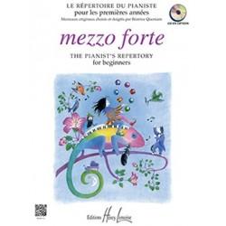 Béatrice Quoniam - Mezzo Forte - Recueil