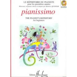 Béatrice Quoniam - Pianissimo - Recueil