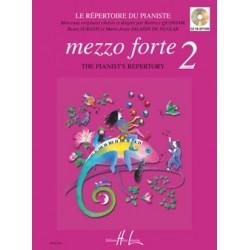Béatrice Quoniam/Beata Suranyi - Mezzo forte Vol.2 - Recueil