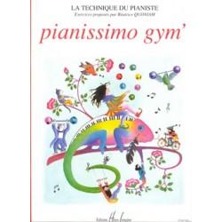 Béatrice Quoniam - Pianissimo Gym - Recueil
