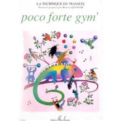 Béatrice Quoniam - Poco forte Gym' - Recueil