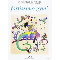 Béatrice Quoniam - Fortissimo Gym' - Recueil