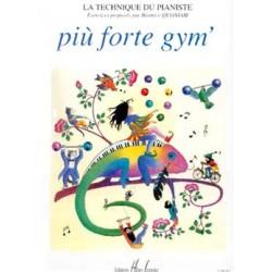 Béatrice Quoniam - Piu forte Gym' - Recueil
