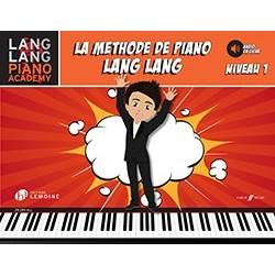 Lang Lang - Lang Lang: Méthode de Piano - Niveau 1 - Recueil