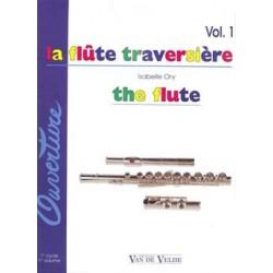 Isabelle Ory - La Flûte traversière Vol.1 - Recueil
