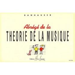 Adolphe Danhauser - Abrégé de la Théorie - Recueil