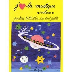 Cleo - J'aime la musique Vol.1 - Recueil