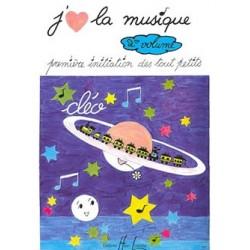 Cleo - J'aime la musique Vol.2 - Recueil