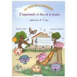 Djamila Laskri/Christine Papazian - J'apprends à lire et à écrire - Recueil