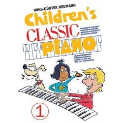 Hans-Günter Heumann - Children's Classic Piano 1 - Recueil