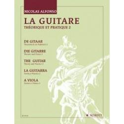 P. Alfonso - Guitare 2 - Recueil