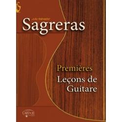 Julio Sagreras - Premières Leçon de Guitare - Recueil