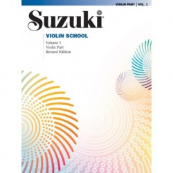 Shinichi Suzuki - Suzuki Violin School 1 (Revised) - Recueil