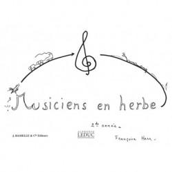 Herr - Musiciens En Herbe Eveil Musical 2Eme Annee - Recueil