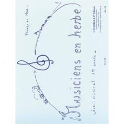 Françoise Herr - Musiciens en Herbe Eveil Musical 1ere Annee - Recueil