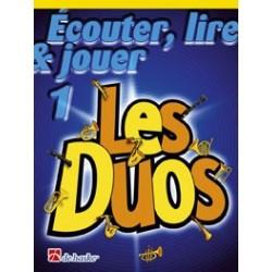 Écouter, Lire & Jouer 1 - Les Duos Flute - Recueil