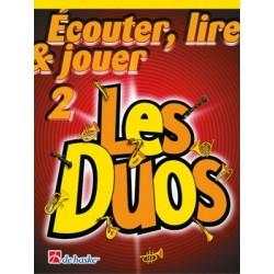Écouter, Lire & Jouer 2 - Les Duos Oboe - Recueil