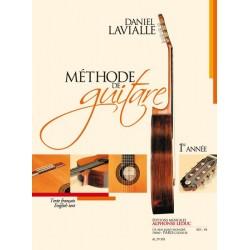 Daniel Lavialle - Méthode De Guitare - Conducteur