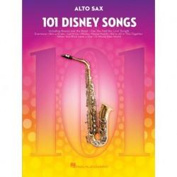 101 Disney Songs Alto Saxophone - Recueil