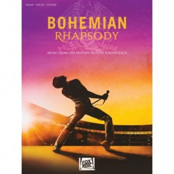 Bohemian Rhapsody Piano, Vocal and Guitar - Recueil