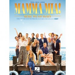 Mamma Mia! Here we go again Piano, Vocal and Guitar - Recueil